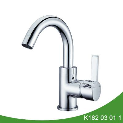 Brass polished chrome kitchen faucet K162 03 01 1