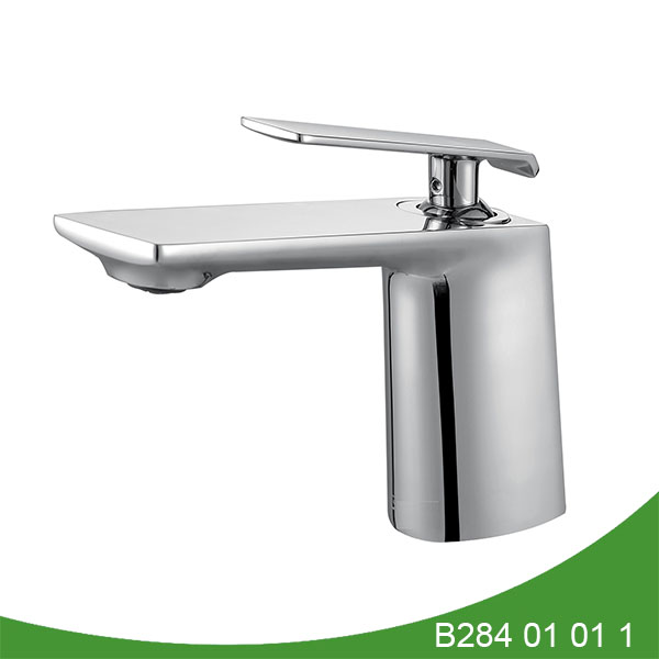 Single handle basin faucet B284 01 01 1