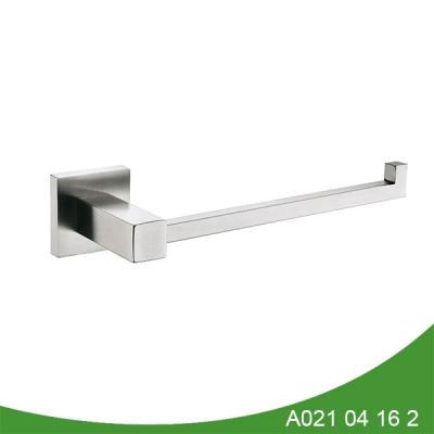 Contemporary small towel bar holder