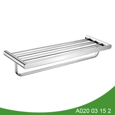 stainless steel towel shelf A020 03 15 2
