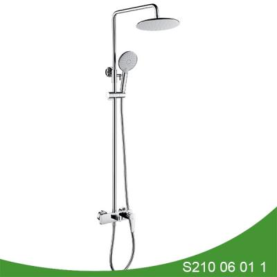 wall mount shower set S210 06 01 1