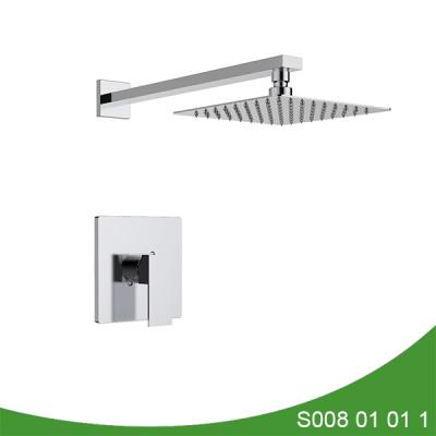 shower single handle faucet