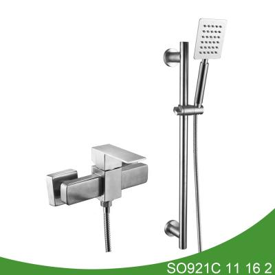 Stainless steel shower mixer SO921C 11 16 2