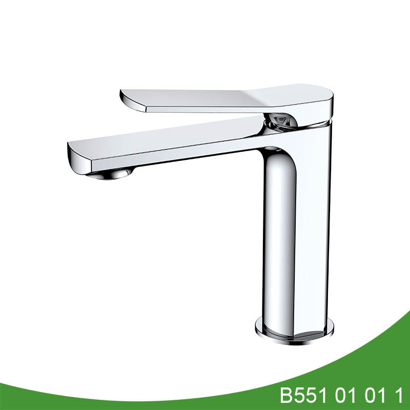 Single handle basin faucet B551 01 01 1